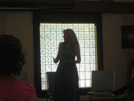 The Path to Nirvana: Her Rhythmic Sex Drive workshop at Inlakesh Festival, Ashland 2014